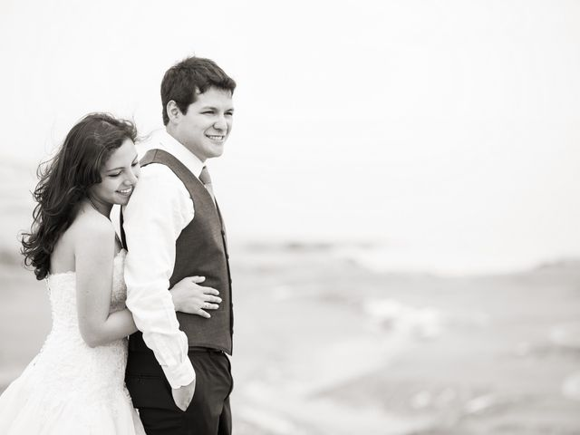 El matrimonio de Cindy y Jorge Luis