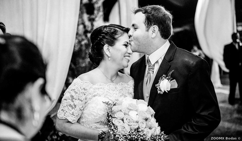 El matrimonio de Javier y Maria en Piura, Piura