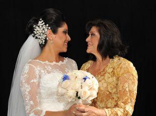 El matrimonio de Marzzia y Marvin 2