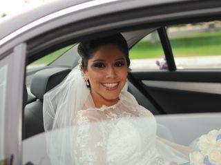 El matrimonio de Marzzia y Marvin 3