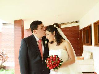 El matrimonio de Claudia y Jim 3
