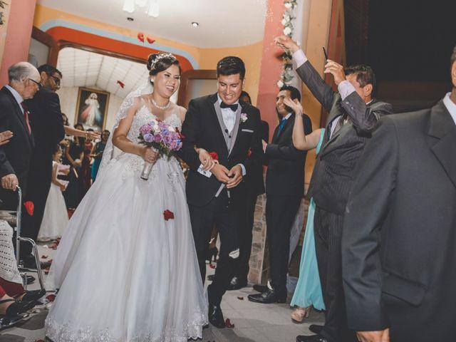 El matrimonio de María y José
