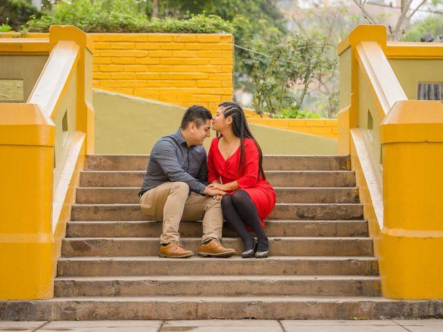 El matrimonio de Jesús y Rosa en Lima, Lima 3