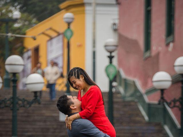 El matrimonio de Jesús y Rosa en Lima, Lima 5