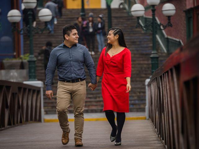 El matrimonio de Jesús y Rosa en Lima, Lima 6