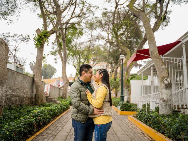 El matrimonio de Jesús y Rosa en Lima, Lima 7