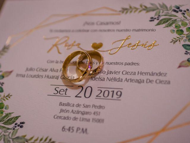 El matrimonio de Jesús y Rosa en Lima, Lima 15