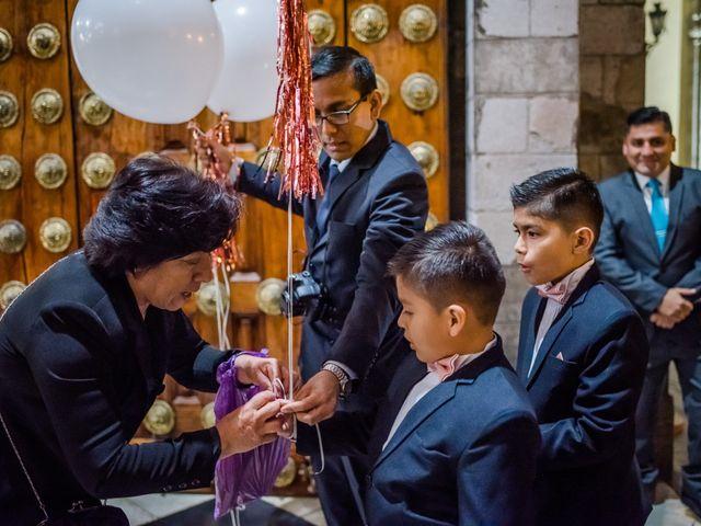 El matrimonio de Jesús y Rosa en Lima, Lima 60