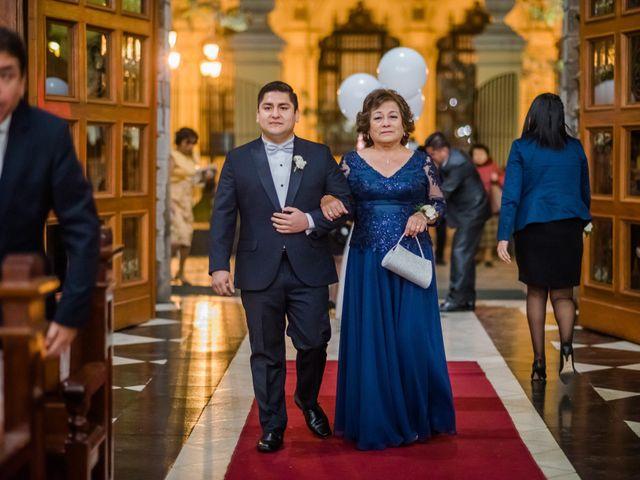 El matrimonio de Jesús y Rosa en Lima, Lima 63