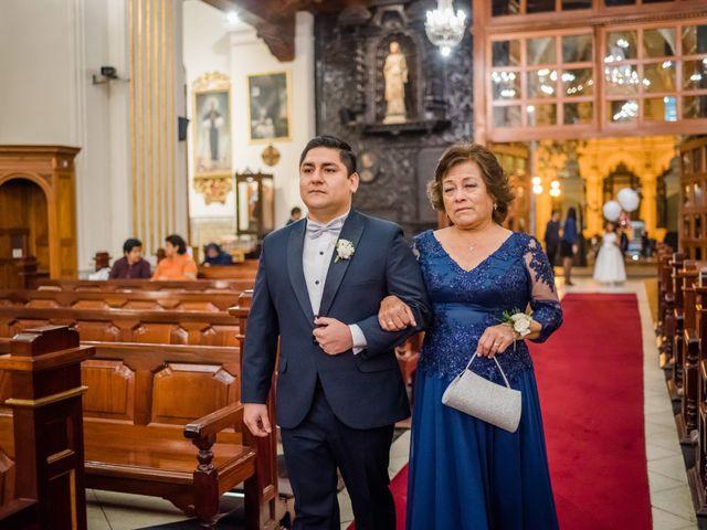 El matrimonio de Jesús y Rosa en Lima, Lima 64