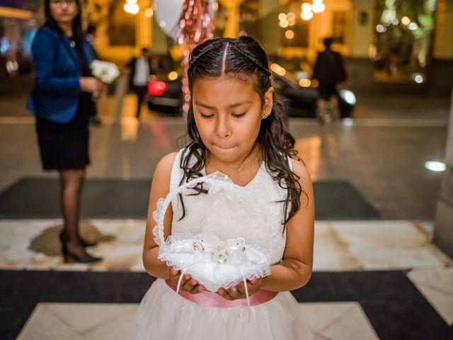 El matrimonio de Jesús y Rosa en Lima, Lima 66