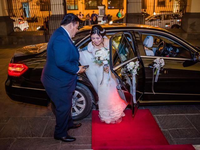 El matrimonio de Jesús y Rosa en Lima, Lima 67