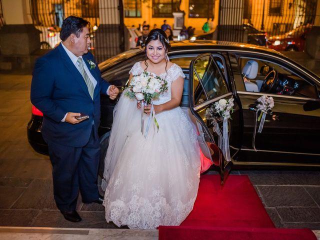 El matrimonio de Jesús y Rosa en Lima, Lima 68