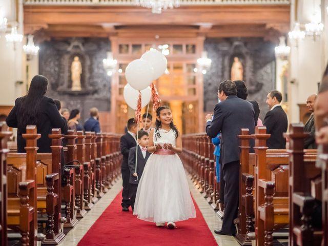 El matrimonio de Jesús y Rosa en Lima, Lima 69