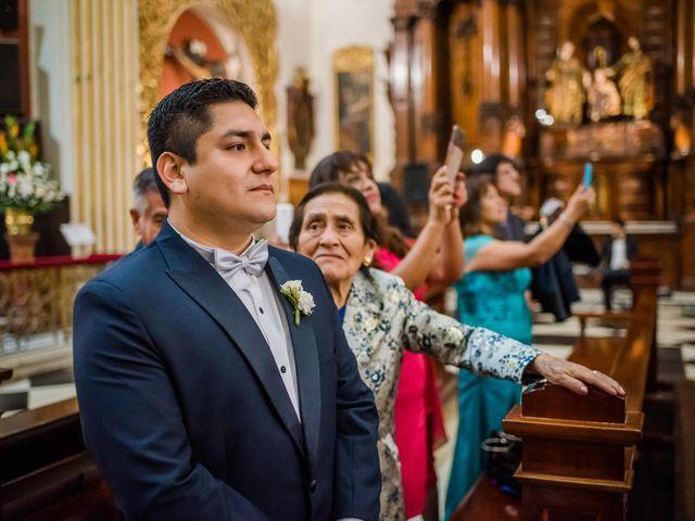 El matrimonio de Jesús y Rosa en Lima, Lima 71