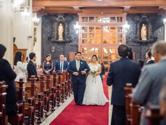 El matrimonio de Jesús y Rosa en Lima, Lima 72