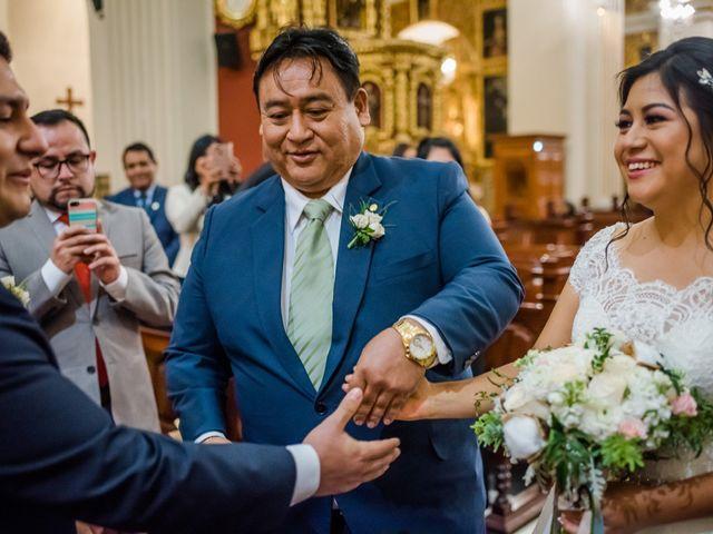El matrimonio de Jesús y Rosa en Lima, Lima 73