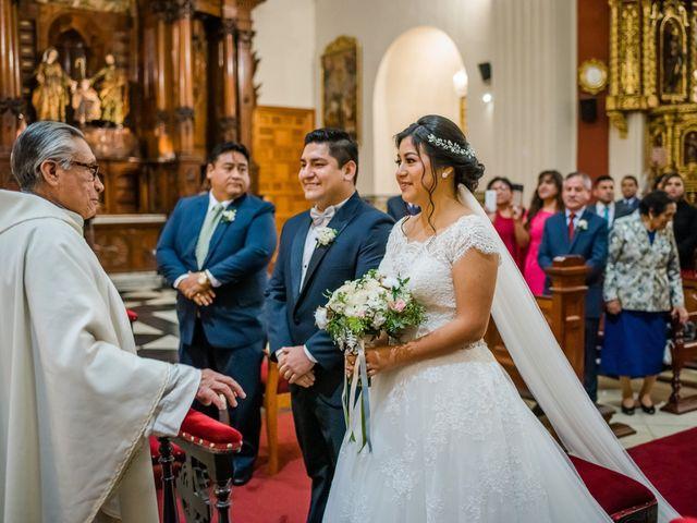 El matrimonio de Jesús y Rosa en Lima, Lima 74