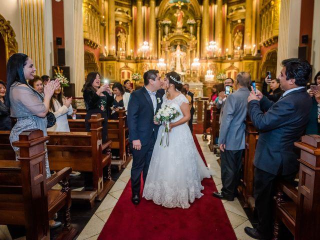 El matrimonio de Jesús y Rosa en Lima, Lima 75