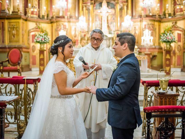 El matrimonio de Jesús y Rosa en Lima, Lima 76