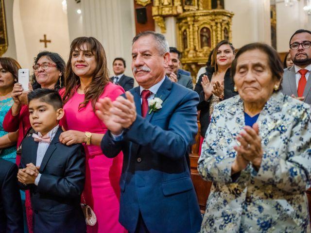 El matrimonio de Jesús y Rosa en Lima, Lima 77