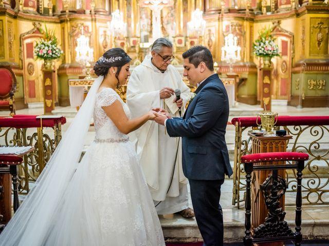 El matrimonio de Jesús y Rosa en Lima, Lima 78