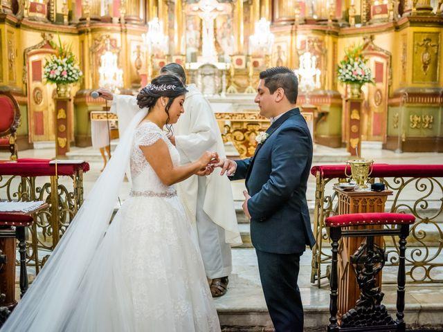 El matrimonio de Jesús y Rosa en Lima, Lima 79