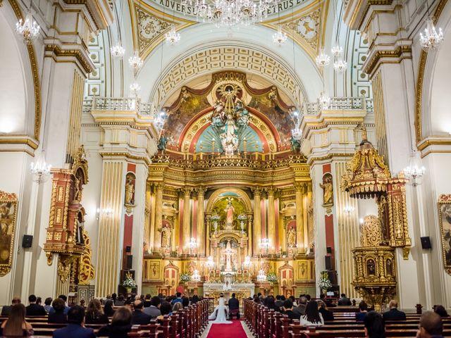 El matrimonio de Jesús y Rosa en Lima, Lima 82