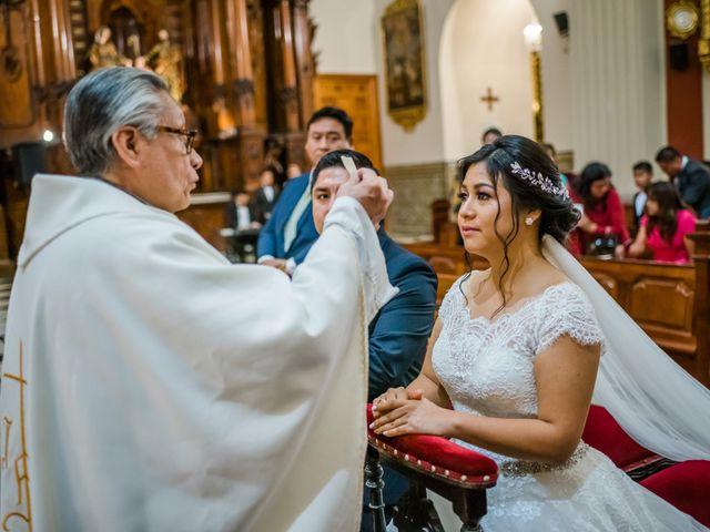 El matrimonio de Jesús y Rosa en Lima, Lima 83
