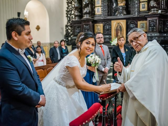 El matrimonio de Jesús y Rosa en Lima, Lima 84