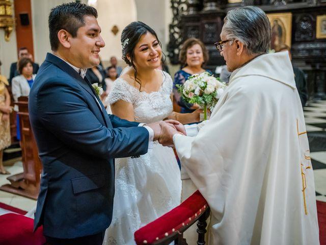 El matrimonio de Jesús y Rosa en Lima, Lima 86