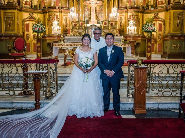El matrimonio de Jesús y Rosa en Lima, Lima 87