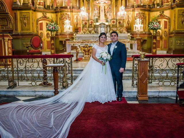 El matrimonio de Jesús y Rosa en Lima, Lima 88