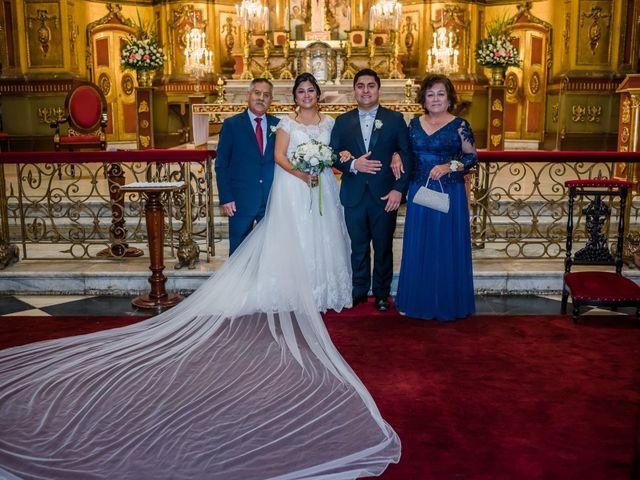 El matrimonio de Jesús y Rosa en Lima, Lima 90