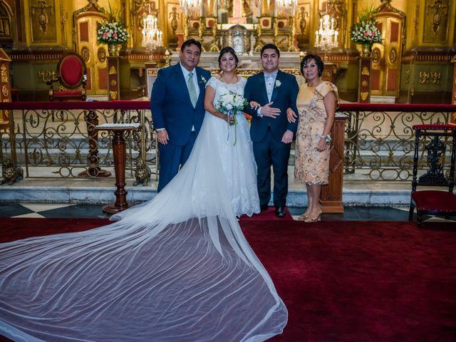 El matrimonio de Jesús y Rosa en Lima, Lima 91