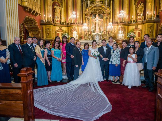 El matrimonio de Jesús y Rosa en Lima, Lima 92