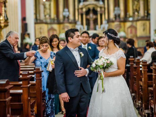 El matrimonio de Jesús y Rosa en Lima, Lima 93