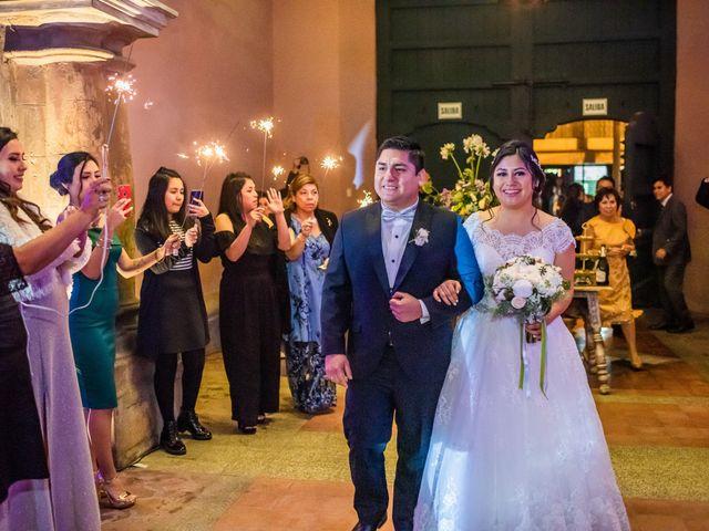 El matrimonio de Jesús y Rosa en Lima, Lima 104