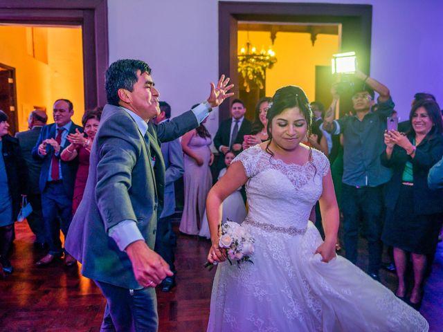 El matrimonio de Jesús y Rosa en Lima, Lima 124