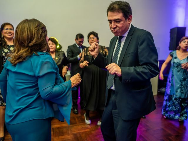 El matrimonio de Jesús y Rosa en Lima, Lima 130