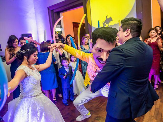 El matrimonio de Jesús y Rosa en Lima, Lima 137