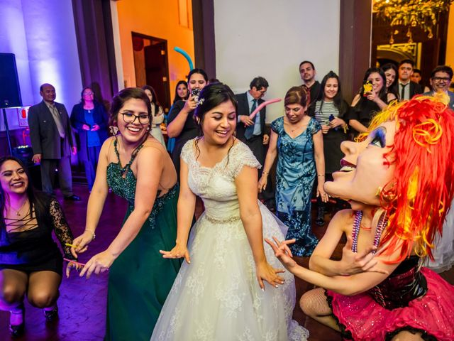 El matrimonio de Jesús y Rosa en Lima, Lima 142