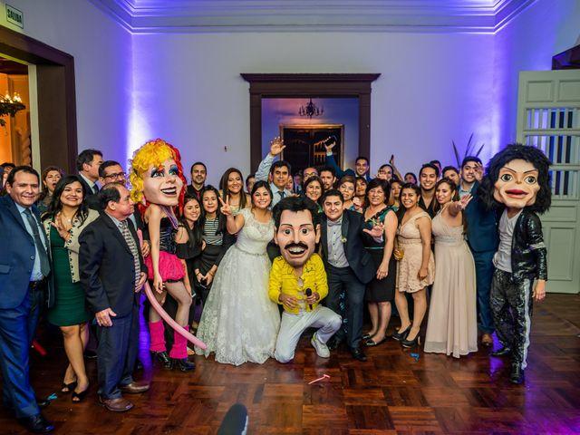 El matrimonio de Jesús y Rosa en Lima, Lima 144