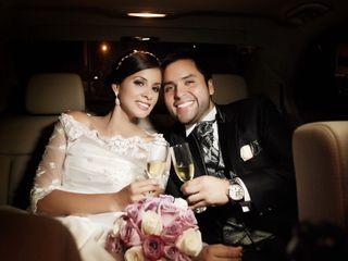 El matrimonio de Maria Claudia y Ricardo