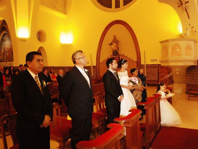 El matrimonio de Ricardo y Maria Claudia en Lima, Lima 14