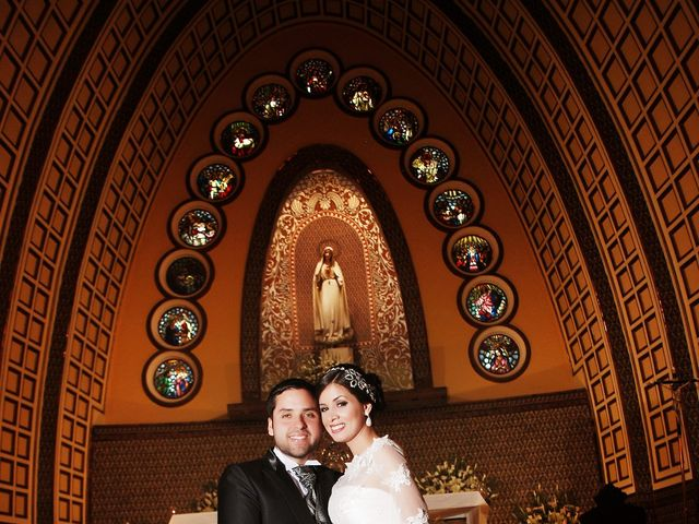 El matrimonio de Ricardo y Maria Claudia en Lima, Lima 15