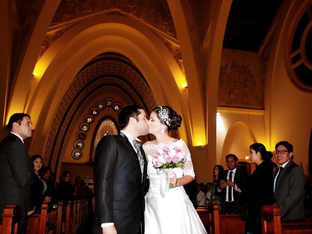 El matrimonio de Ricardo y Maria Claudia en Lima, Lima 18
