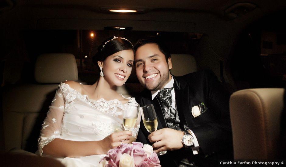 El matrimonio de Ricardo y Maria Claudia en Lima, Lima