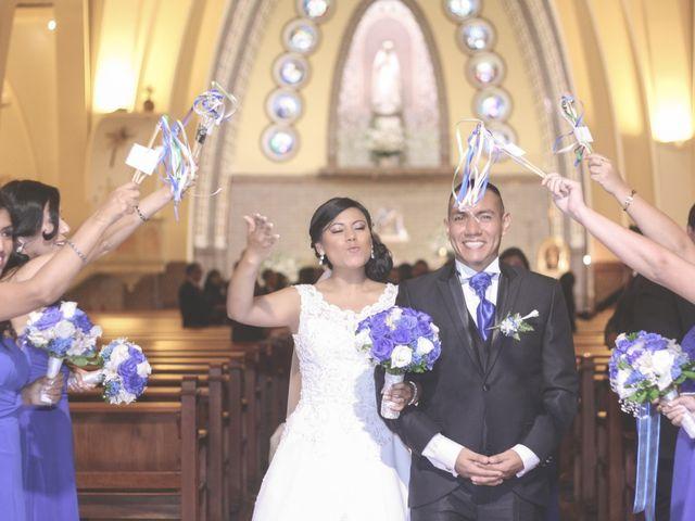 El matrimonio de Lily y Dante