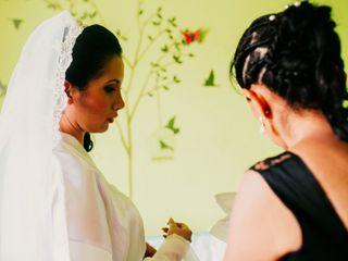 El matrimonio de Leslye y Ander 2